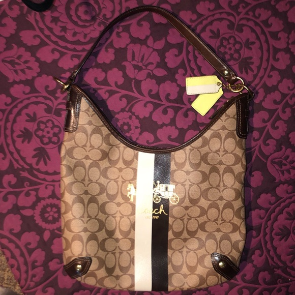 Coach Handbags - Rare Coach Purse, Authentic